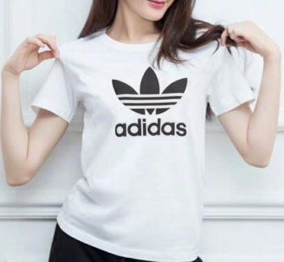 Áo thun Adidas nữ