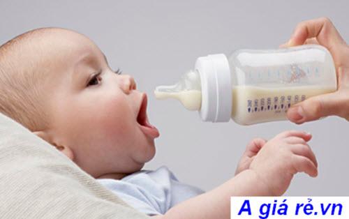 Sữa cho trẻ sơ sinh tốt hiện nay