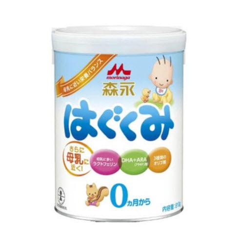 Sữa Morinaga số 0 cho trẻ sơ sinh