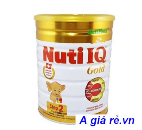 Sữa Nuti IQ cho trẻ sơ sinh