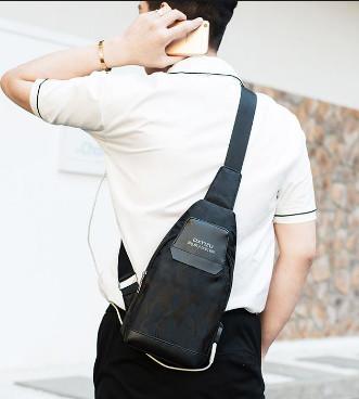 Túi xách nam đeo chéo hàn quốc