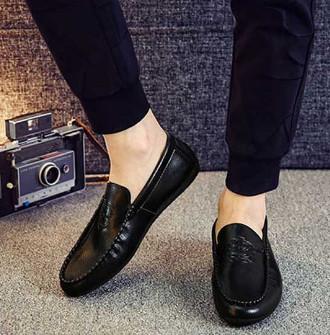Giày lười Juno nam