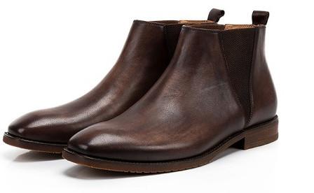 Giày tây cổ cao nam cực chất
