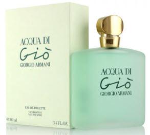 Nước hoa Giò nữ -Acqua Di Gio