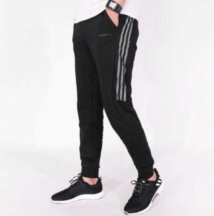 Quần jogger Adidas đen