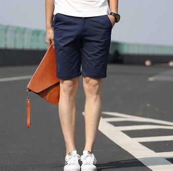 Quần short kaki Hàn Quốc