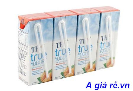 Sữa chua uống tiệt trùng TH True Yogurt