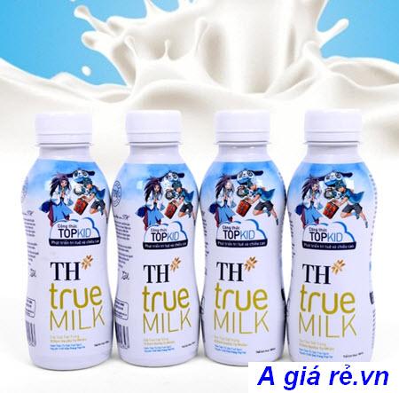 Sữa tươi công thức TH True Milk