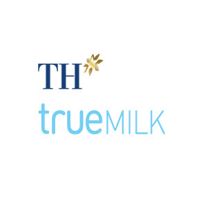 TH True Milk logo