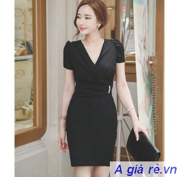 Váy công sở Hàn Quốc