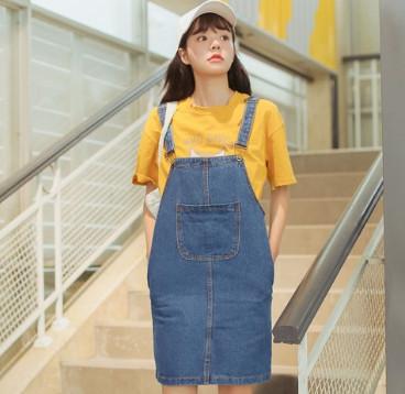 Váy yêm Jeans
