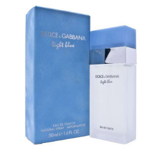 Nước hoa Blue nữ - Dolce & Gabbana Light Blue