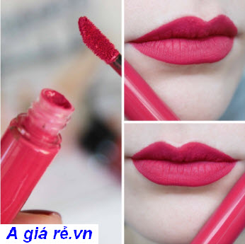Sephora Cream Lip Stain màu 03 Strawberry Kissed