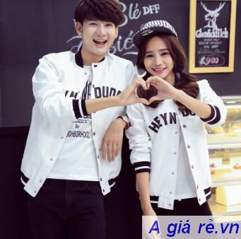 Áo khoác đôi kiểu Hàn Quốc