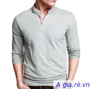 Áo phông nam dài tay