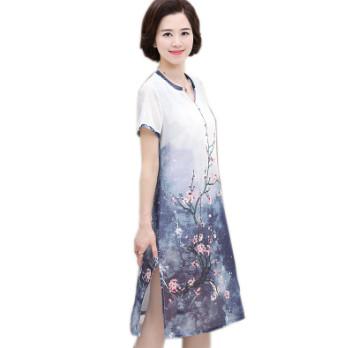 Đầm trung niên đẹp