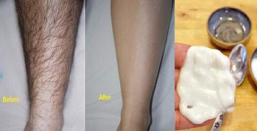 Tẩy lông bằng kem đánh răng tại nhà