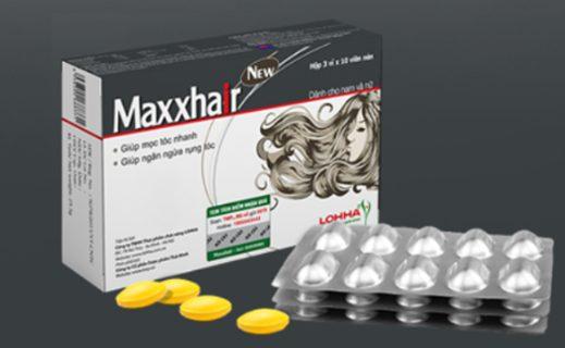 Thuốc mọc tóc Maxxhair chính hãng