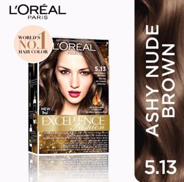 bảng màu thuốc nhuộm tóc loreal