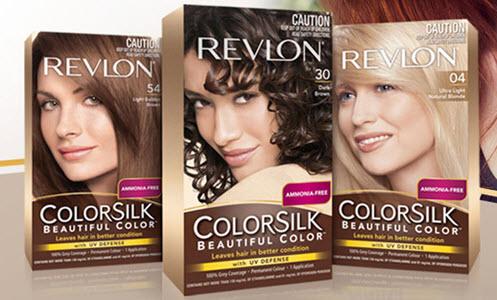 giá thuốc nhuộm tóc revlon