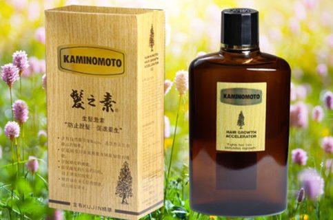 Cách sử dụng thuốc mọc tóc kaminomoto