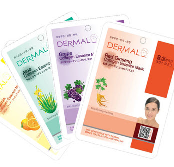 Mặt nạ dưỡng da Hàn Quốc Dermal Collagen Essence Mask