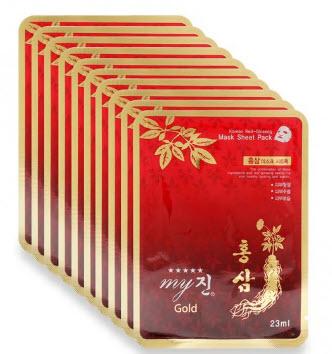 Mặt nạ sâm Hàn Quốc My Gold