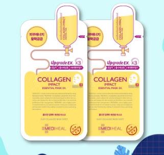 Mặt nạ Mediheal Collagen