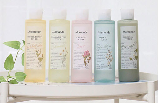 mamonde rose water toner 150ml