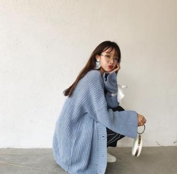 Áo khoác len nữ đẹp