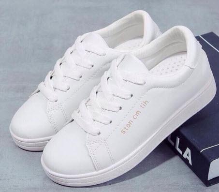 Giày Bata trắng đẹp