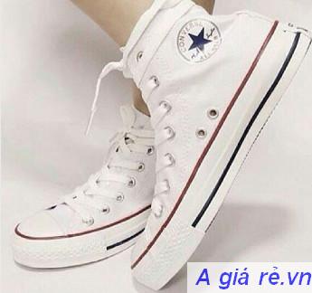 Giày Converse trắng
