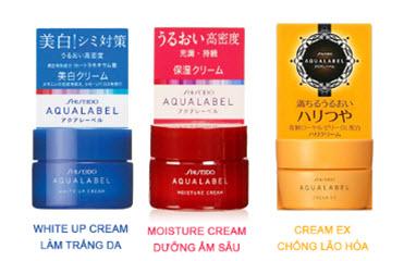 giá 1 bộ mỹ phẩm shiseido