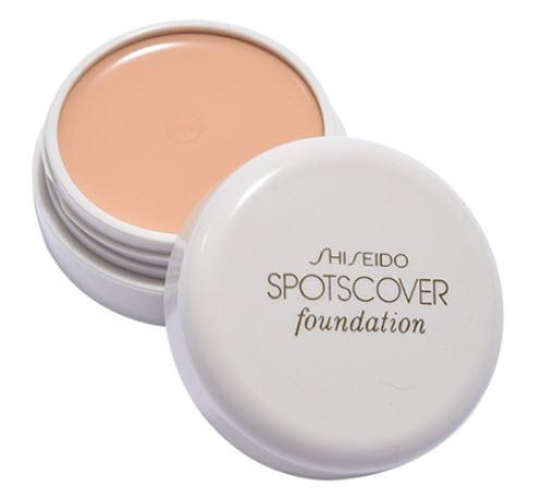 Phấn che khuyết điểm Shiseido
