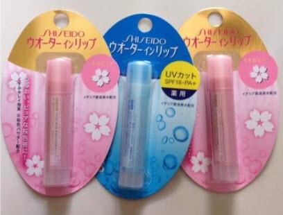 son Shiseido Water In Lip