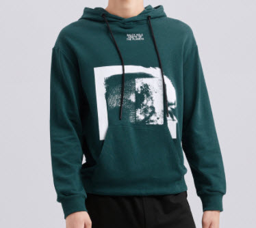 Áo hoodie nam Hàn Quốc