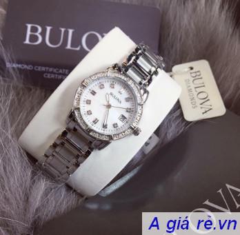 Đồng hồ Bulova Diamond nữ