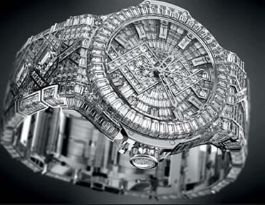 Đồng hồ Hublot nữ chính hãng