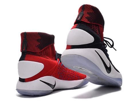 Giày bóng rổ nike cao cổ
