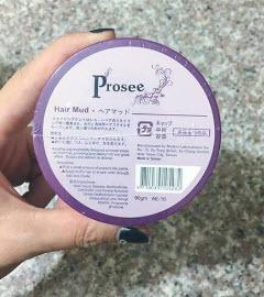 Sáp vuốt tóc Prosee