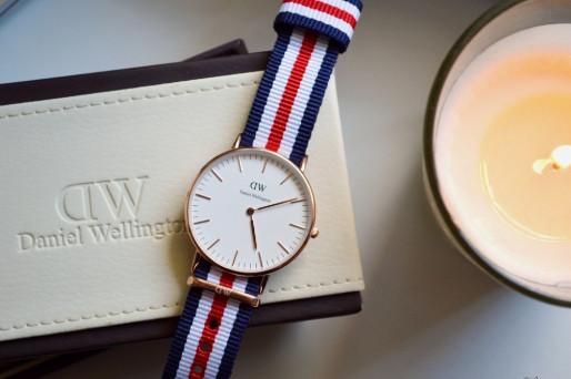 Đồng hồ Daniel Wellington nữ