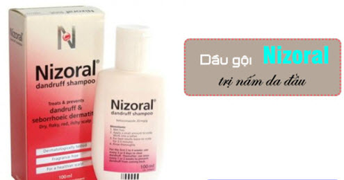 Giá dầu gội trị gàu Nizoral