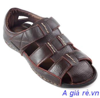 Giày sandal nam bít mũi