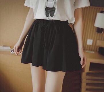Phối đồ với quần short
