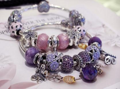 Vòng đeo tay bạc Pandora