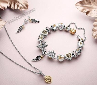 Vòng bạc Pandora Thái