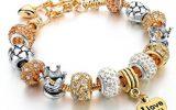 Vòng Pandora vàng