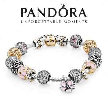 Vòng tay bạc Pandora