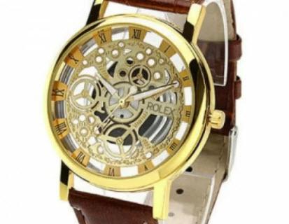 đồng hồ cơ lộ máy Rolex