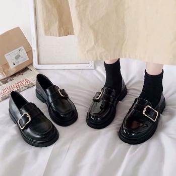 Giày Oxford nữ Hàn Quốc